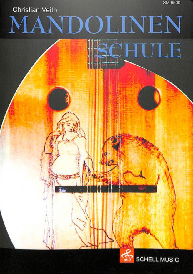 Buch Mandolinenschule Christian Veith