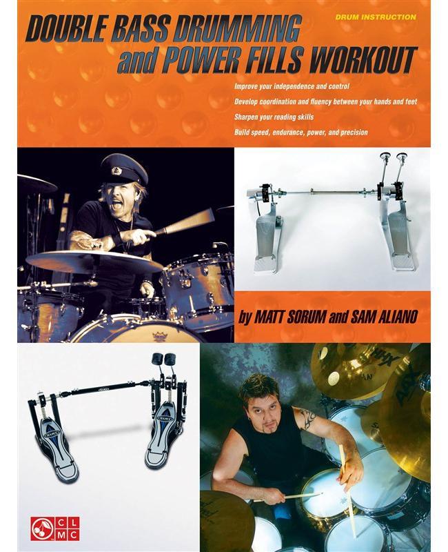 Matt Sorum Double Bass Drumming Power Fills, Buch