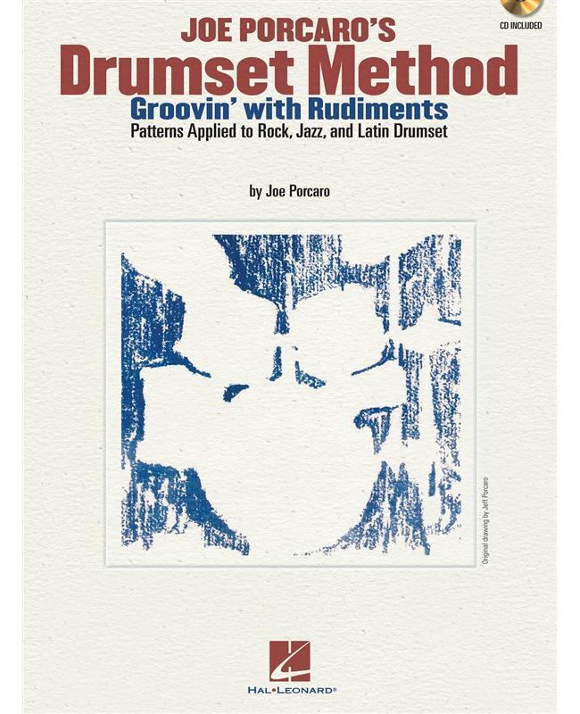 Joe Porcaro Joe Drumset Method, Buch