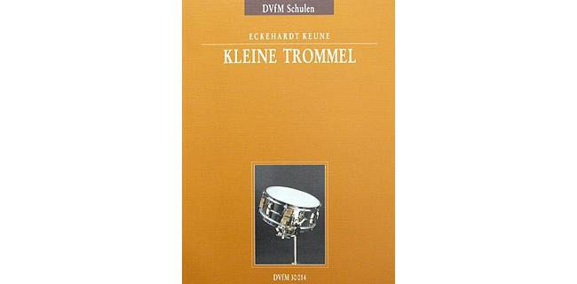 Eckehardt Keune Kleine Trommel, Buch