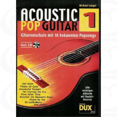 Acoustic Pop Guitar 1