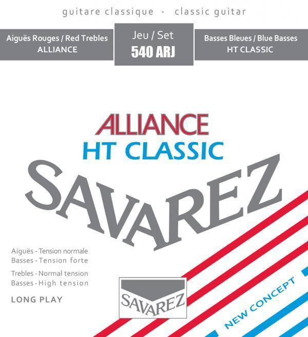 Savarez 540-ARJ Alliance Mixed Set