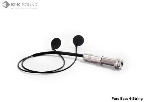 K&K Sound Pure Bass 4-String