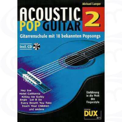 Acoustic Pop Guitar 2