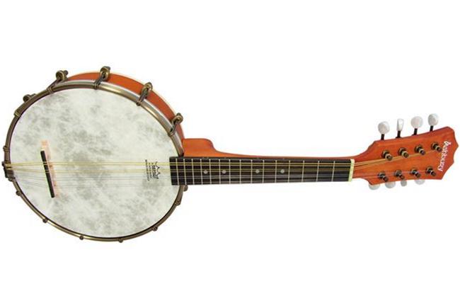 Ashbury GR3929 Mandolinen Banjo