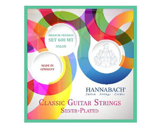 Hannabach 600 MT Medium Tension