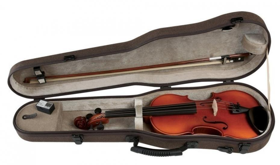 Gewa Violingarnitur 4/4 Set