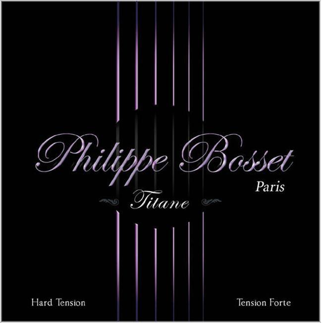 Philippe Bosset Titane Tension forte