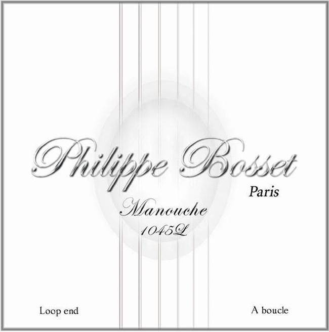 Philippe Bosset MAC-1045L Set Gypsy 010-045 Loop End