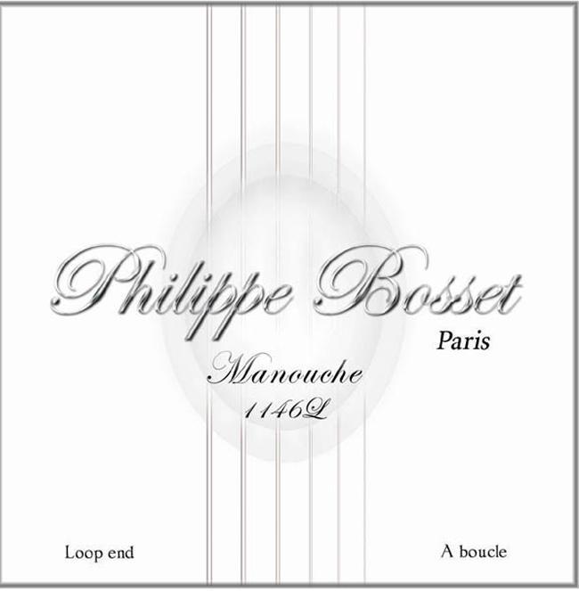 Philippe Bosset MAC-1146L Set Gypsy 011-046 Loop End