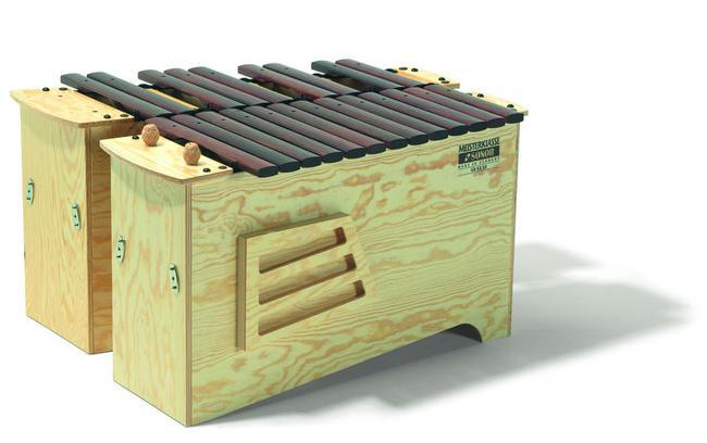 Sonor Xylophon GBKX30 Meisterklasse Bass chromatisch