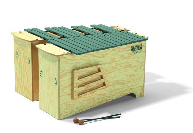 Sonor Metallophon GBKM30 Meisterklasse Großbass c-a1 chromatisch