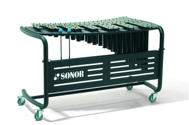 Sonor Concert Metallophon CML Bass-Sopran f-fis3 chromatisch