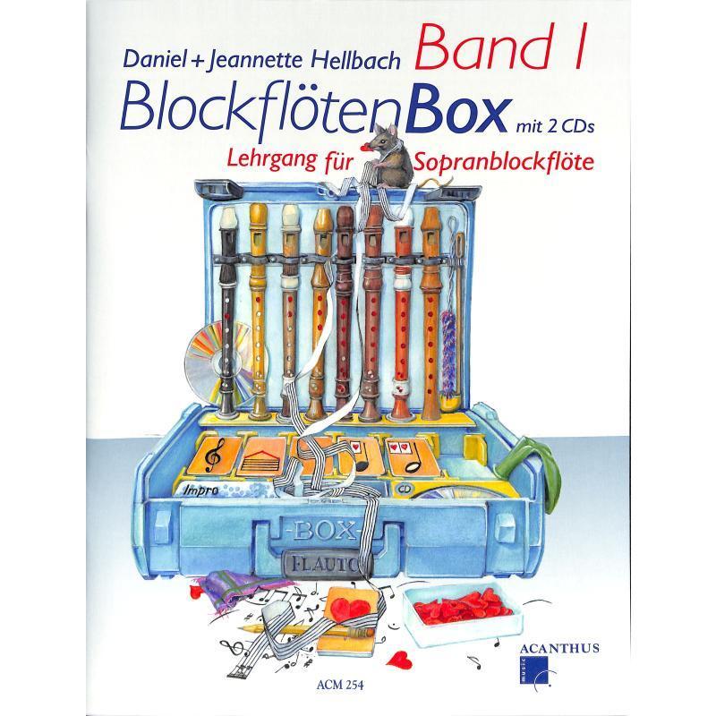 BlockflötenBox Band1