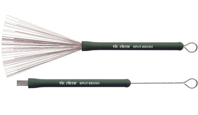 Vic Firth SB Jazzbesen Split Brushes