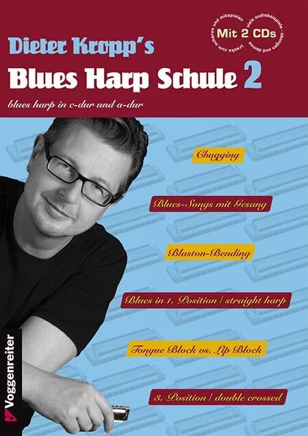 Kropp`s Blues Harp Schule 2