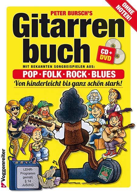 Peter Burschs Gitarrenbuch 1