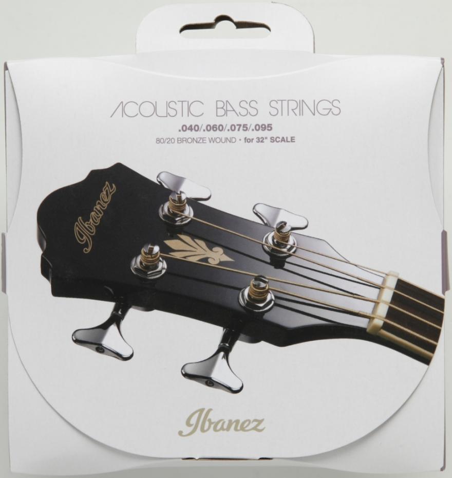 Ibanez Saitenset Akustikbass IABS4C32