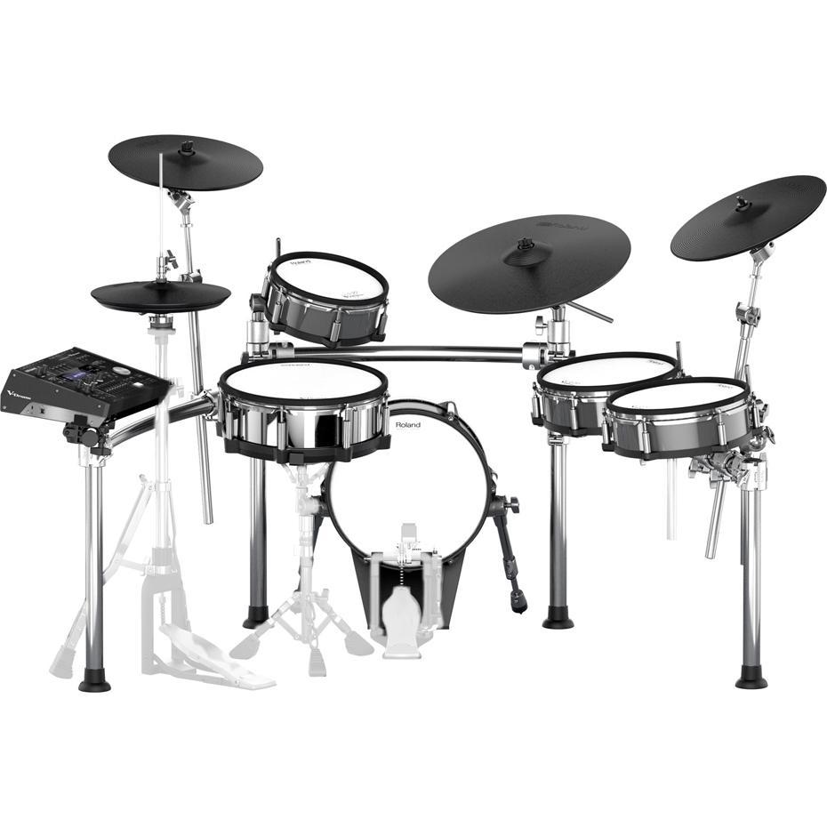 Roland TD-50KV V-Drum Set mit Rack
