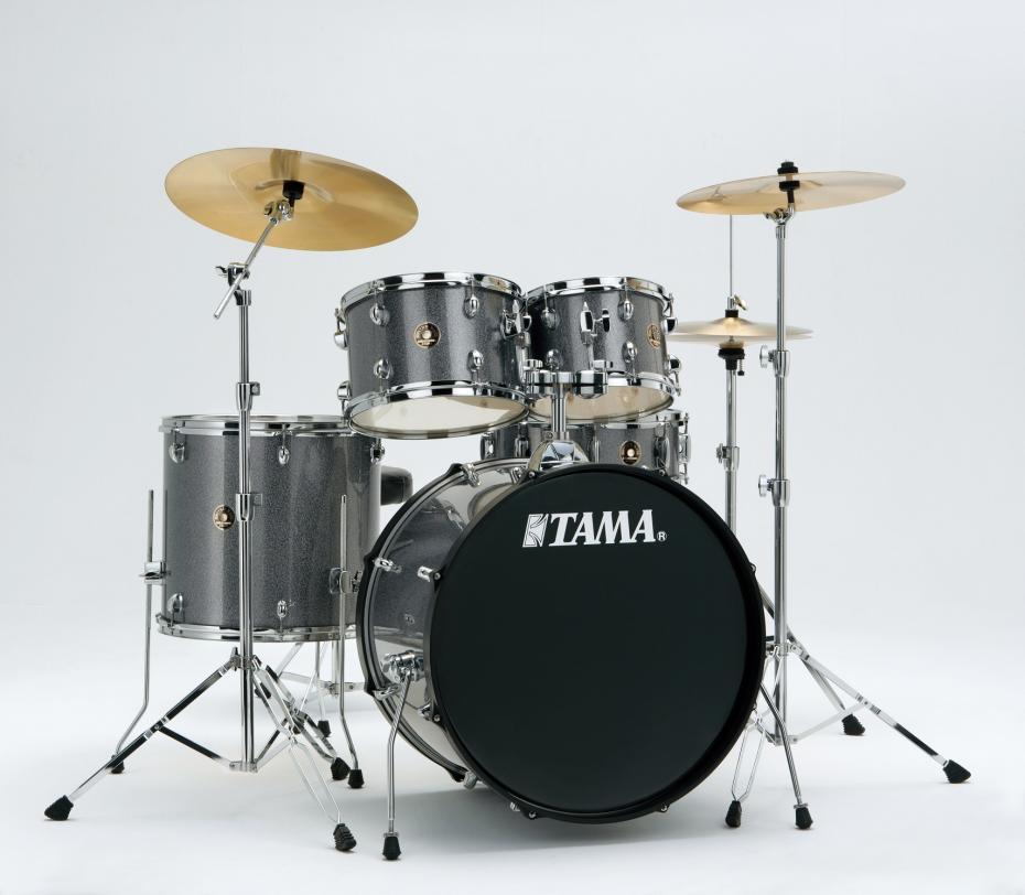 Tama Rhythm Mate Studio GXS + Meinl BCS