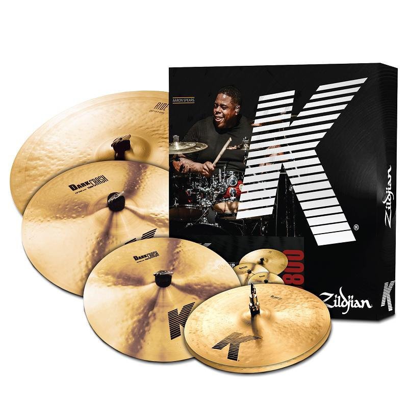 Zildjian K-Series Cymbal Set