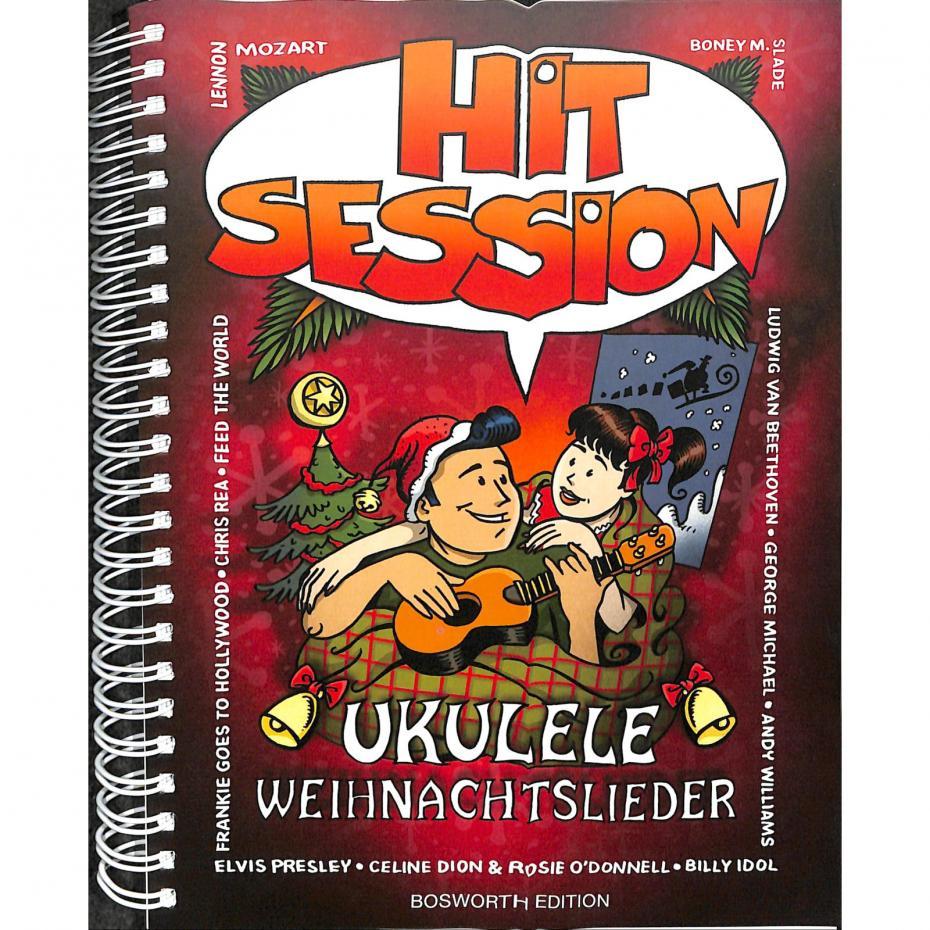 Hit Session Ukulele Christmas
