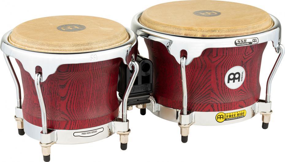 Meinl Bongos WB400VR-M Vintage Red