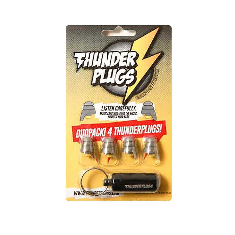 Thunderplugs Gehörschutz 4 Stück mit Box