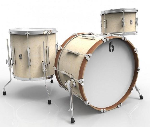 British Drum Co. Shellkit Lounge Club