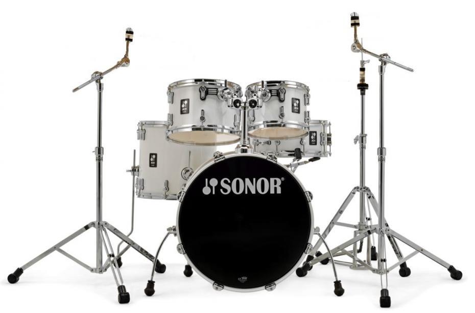 Sonor AQ1 Studio white