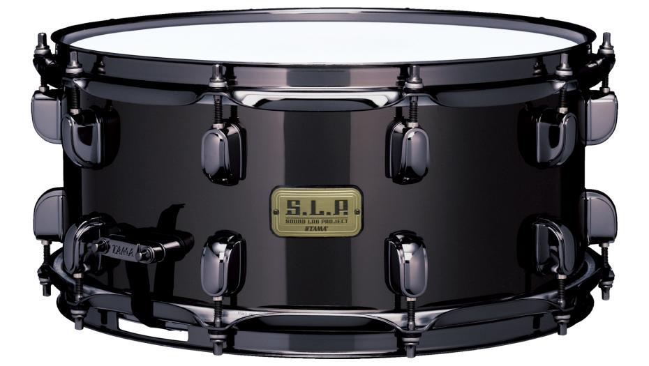 Tama SLP Black Brass Snare 14x6,5