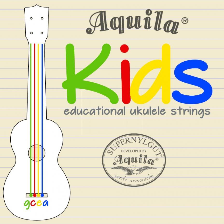Aquila KIDS, 138U - Sopran/Concert, High-G Tuning