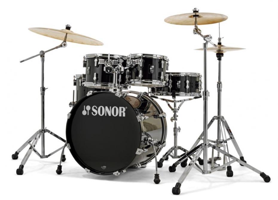 Sonor AQ1 Premium Set Studio Black