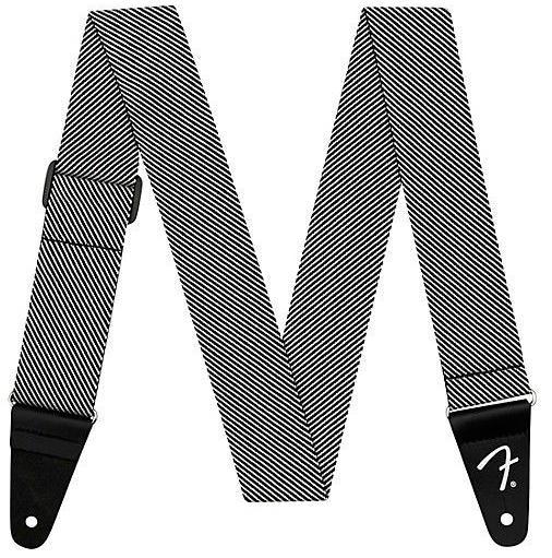 Gurt Fender Modern Tweed Blk Wh