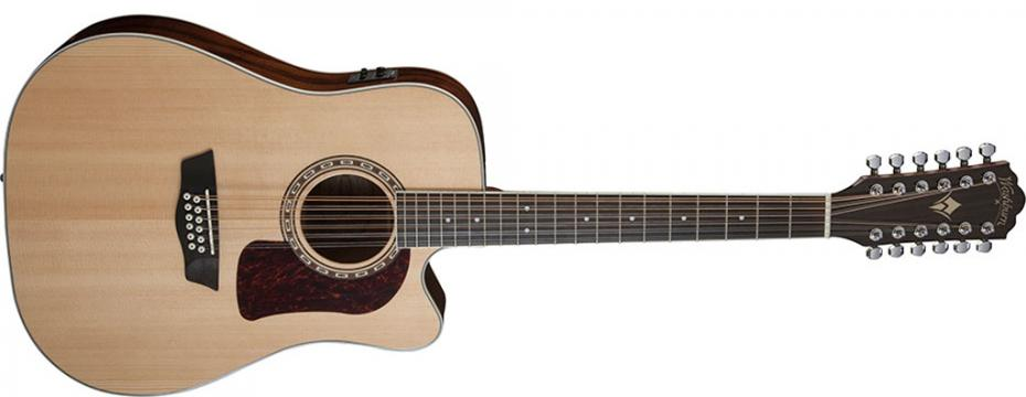 Washburn HD10SCE-12 Heritage Dreadnought 12-String