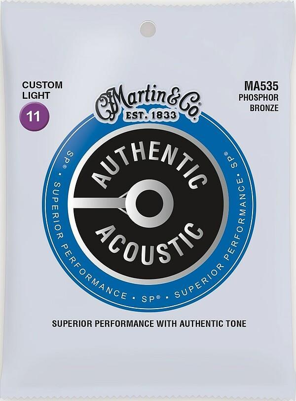 Martin Authentic Acoustics MA535 Custom Light/011-052