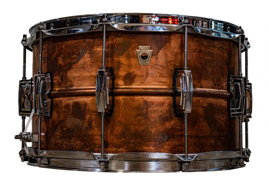 Ludwig LC608R Copperphonic Raw