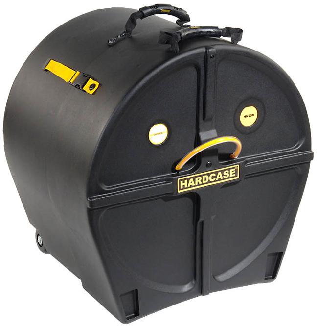 Hardcase Bassdrumkoffer 20