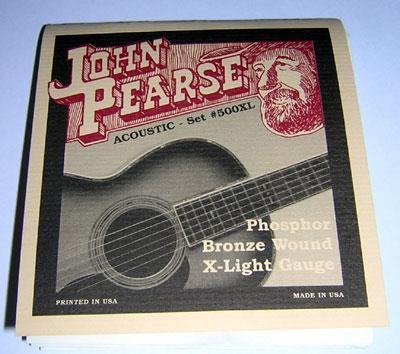 John Pearse 500XL 10-47 Set Western Phosphor