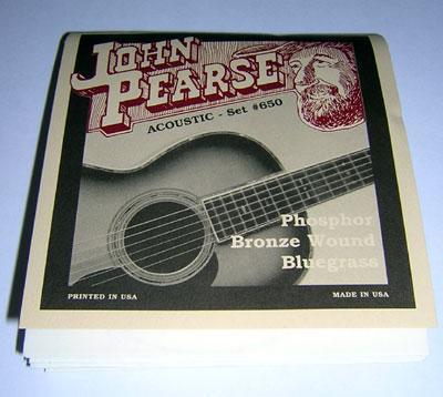 John Pearse 650ML 12-56 Set Western Phospho