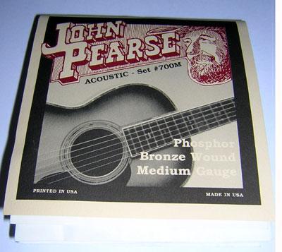 John Pearse 700M  13-56 Set Western Phosphor