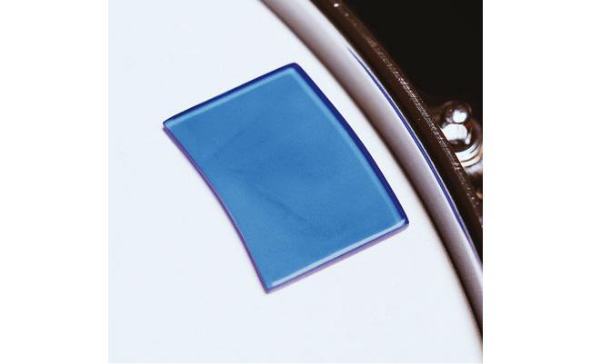 Moongel Silikon Dämpfungskissen blau