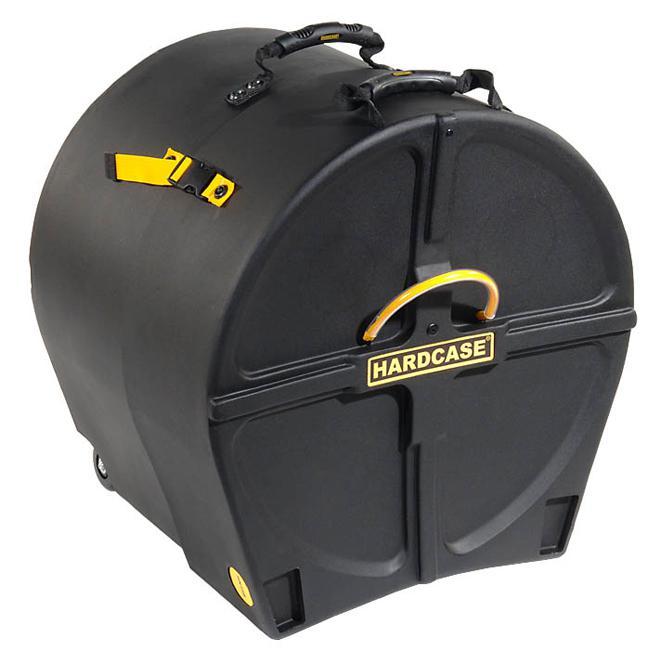 Hardcase Bassdrumkoffer 18