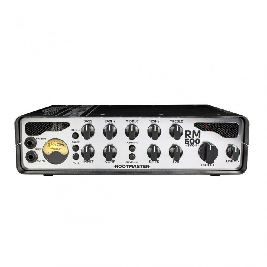 Ashdown RM500 Evo II Rootmaster Head
