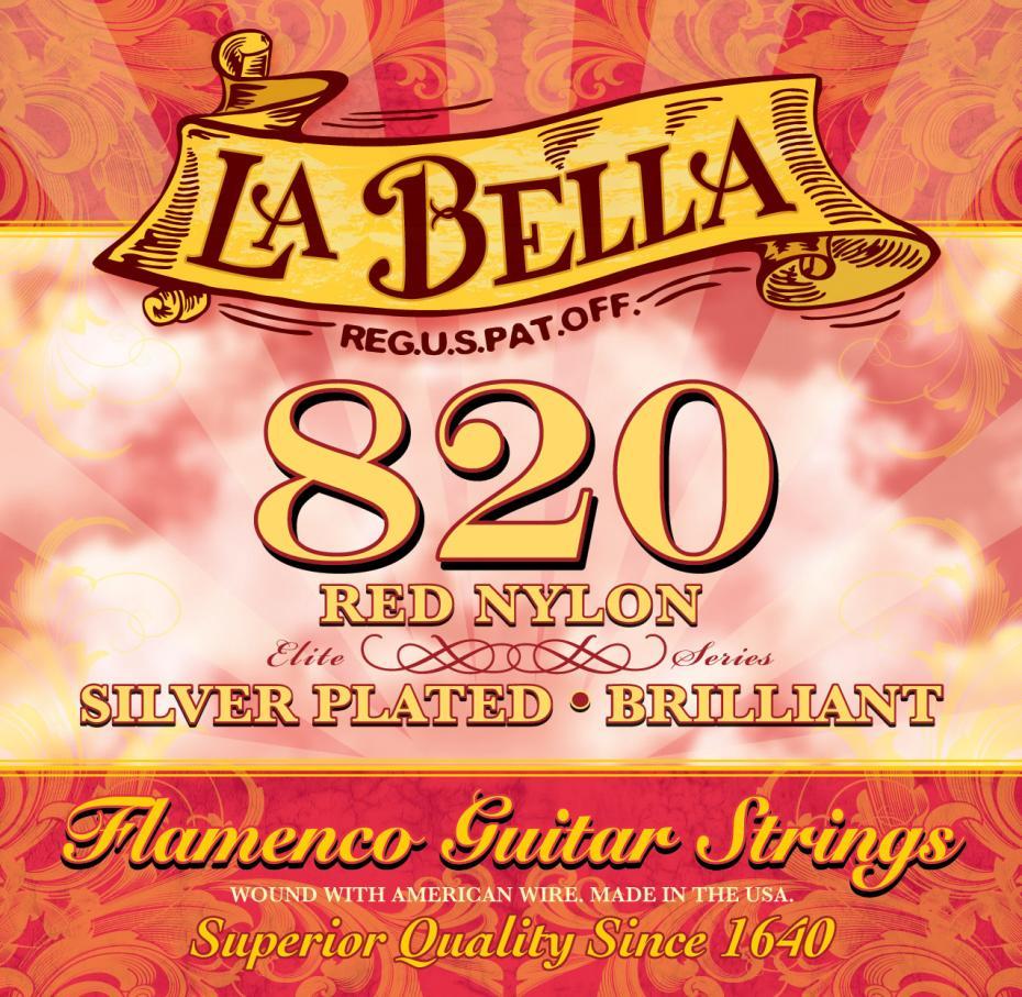 La Bella 820 Flamenco