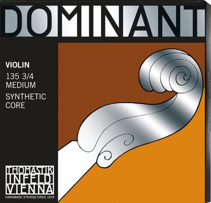 Thomastik Dominant 135 Violine Set 3/4