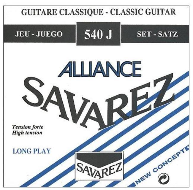 Savarez 540J Alliance Hard Tension