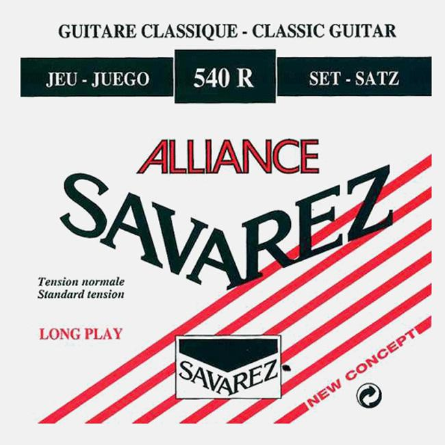 Savarez 540R Alliance Set Medium Tension