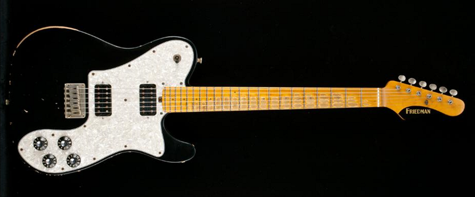 Friedman Vintage-T AMBWH HH black