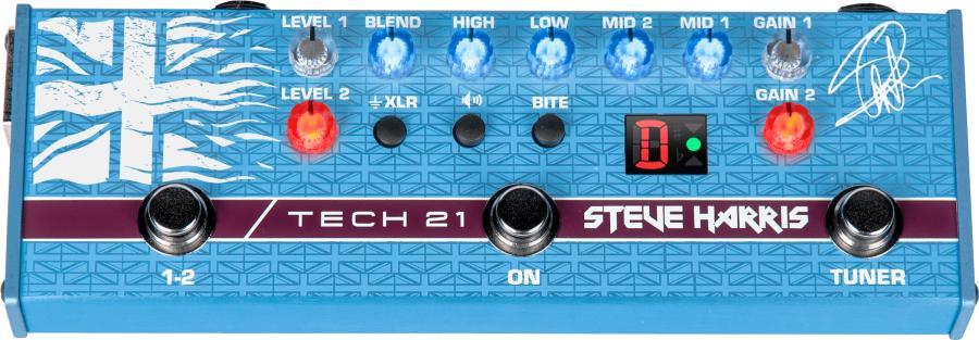 Tech 21 SH1 Steve Harris Signature